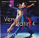 Tanzmusik CD DJ Ice: Very Latin 4 (2CD)