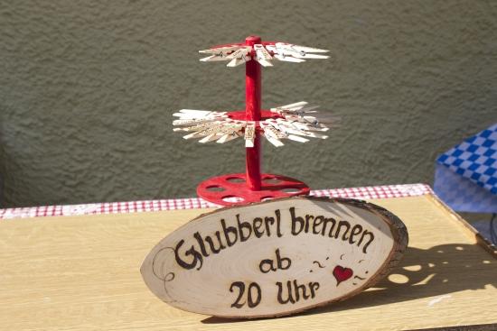 glubberl-brennen